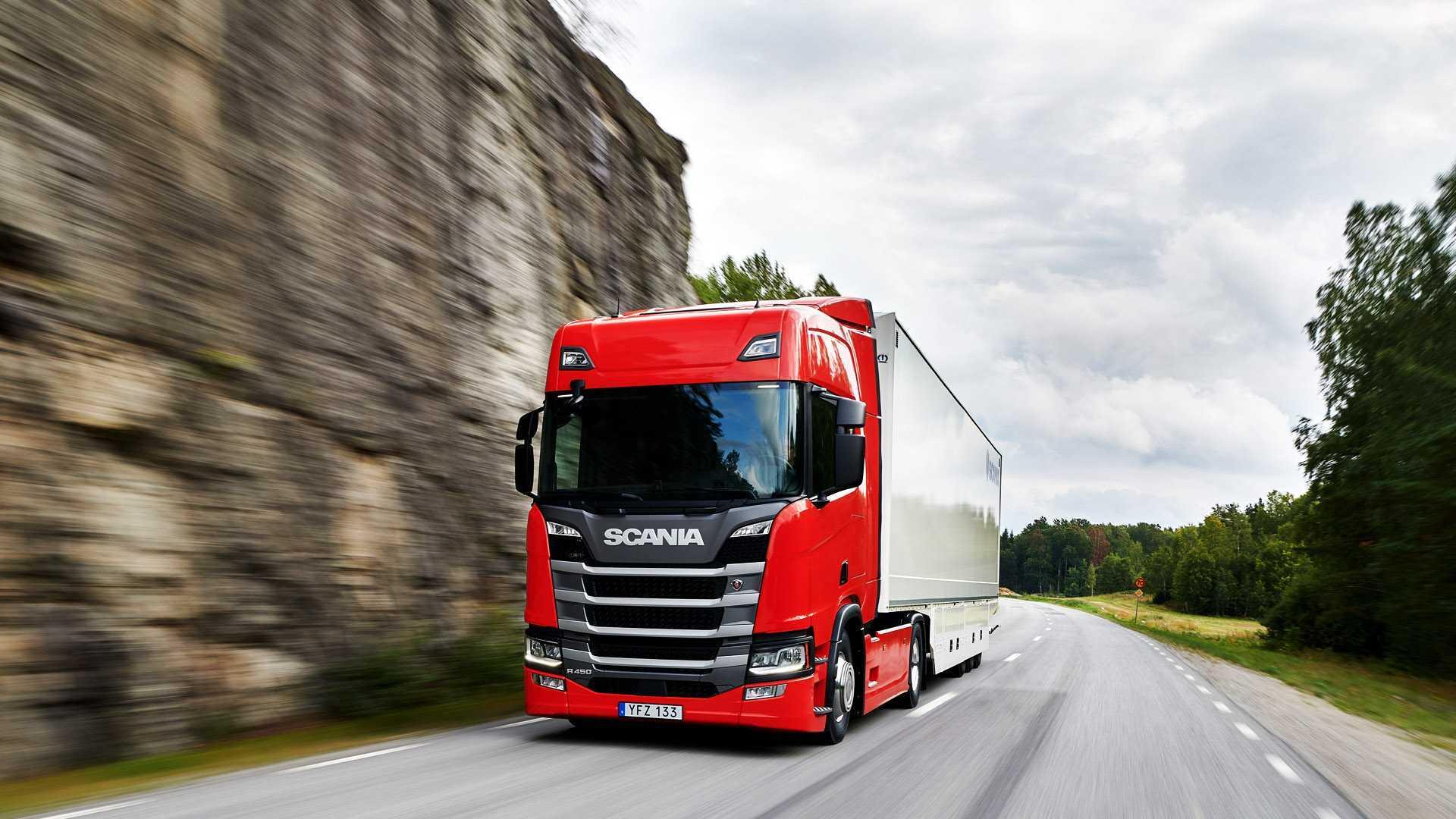 Lo Scania R 450 è il
