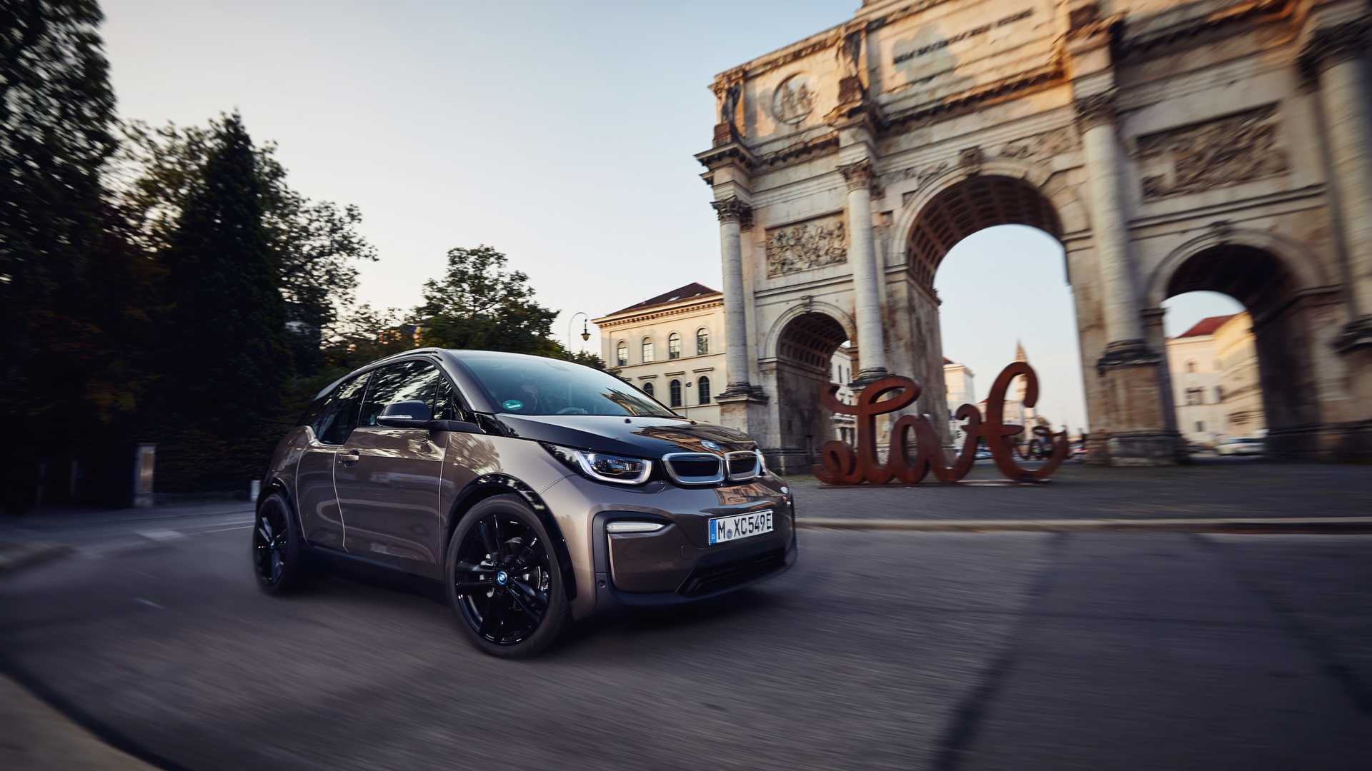 Longer Range BMW i3 Sells Well In Germany: No Need For REx