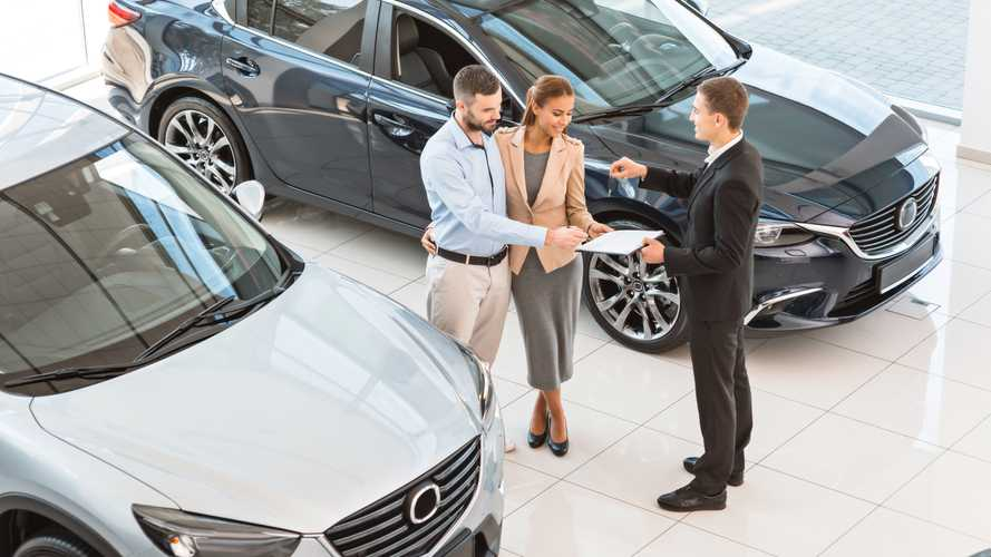 91 percent of new car buyers paid on finance over last 12 months