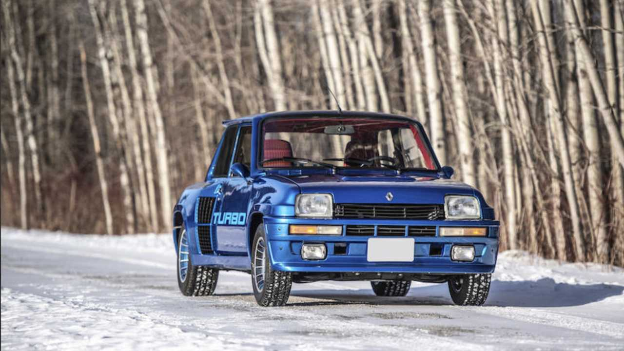 Asta Renault 5 Turbo 1983