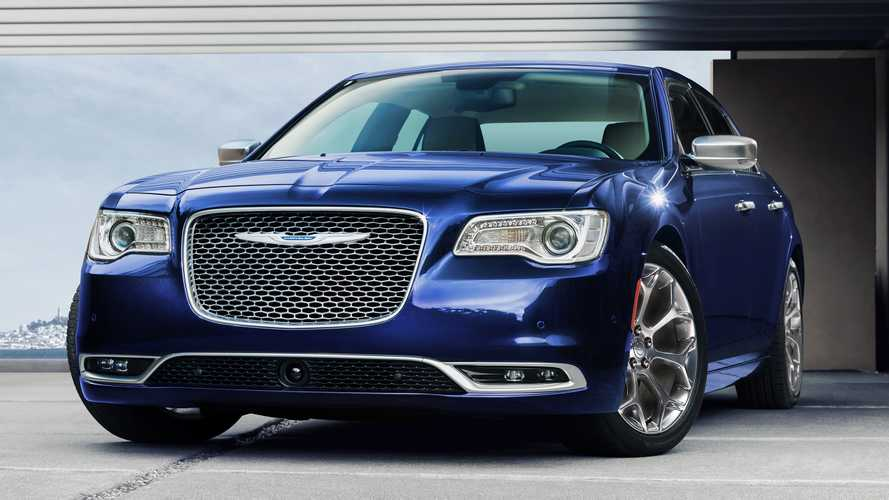 V8-Powered Chrysler 300 With SRT Parts Is Coming