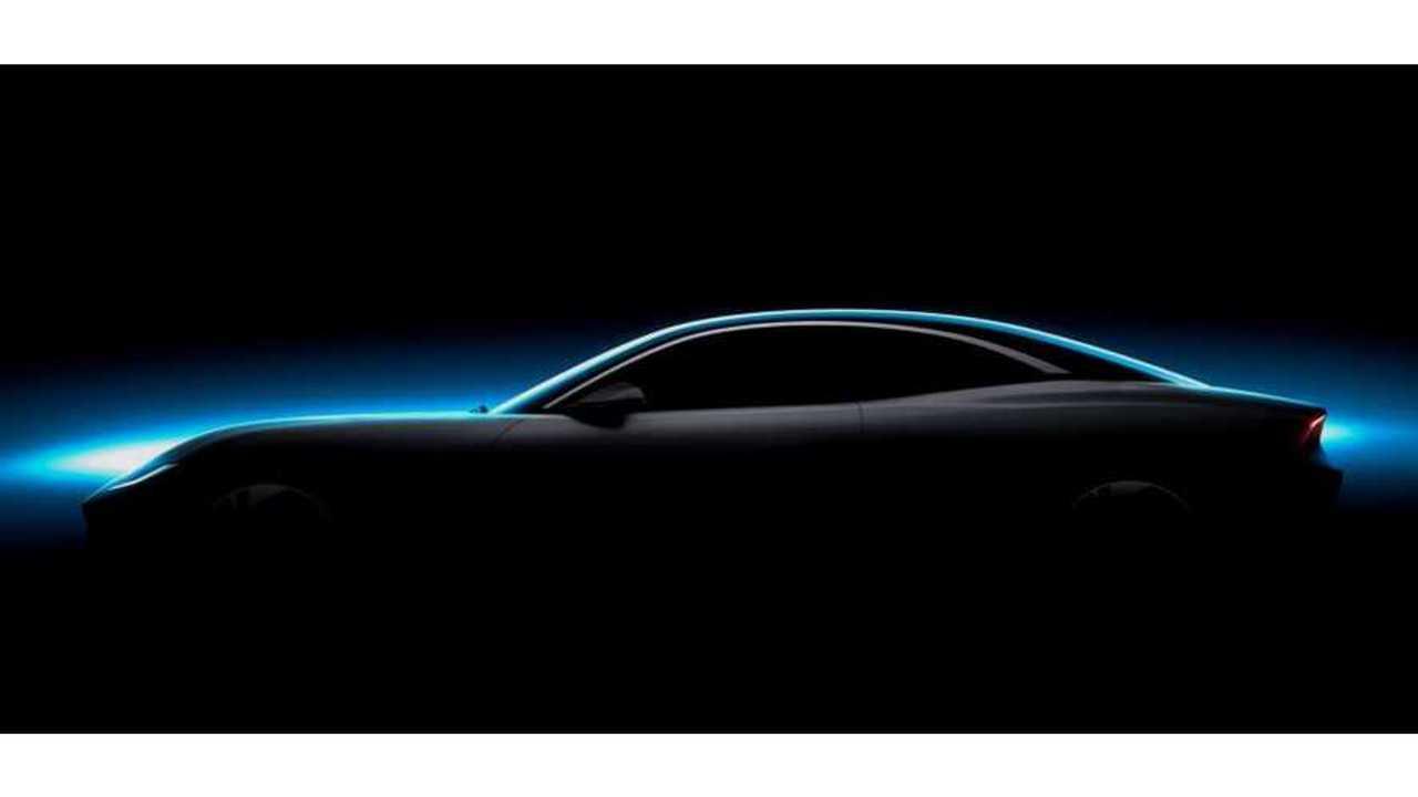 Karma Electric Coupe Concept Shows Off Sleek Shape