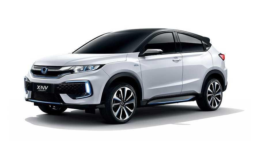 Honda X-NV Concept Debuts At Shanghai Auto Show