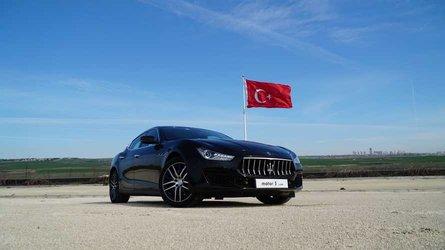 2018 model Maserati Ghibli'yi test ettik!