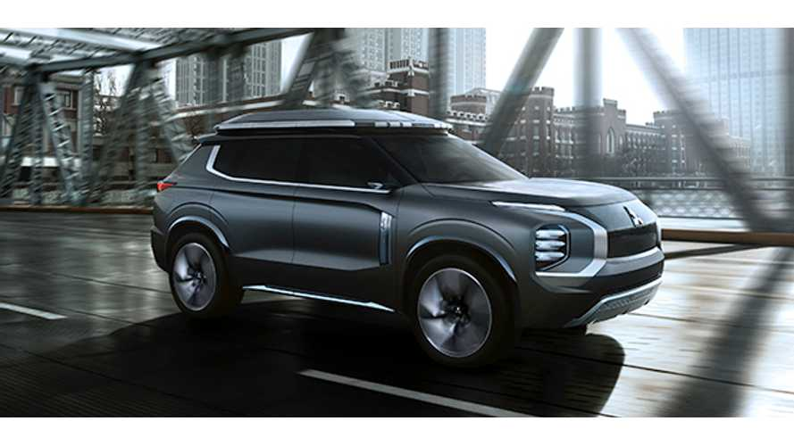 Mitsubishi e-Yi Concept To Be Unveiled In Shanghai