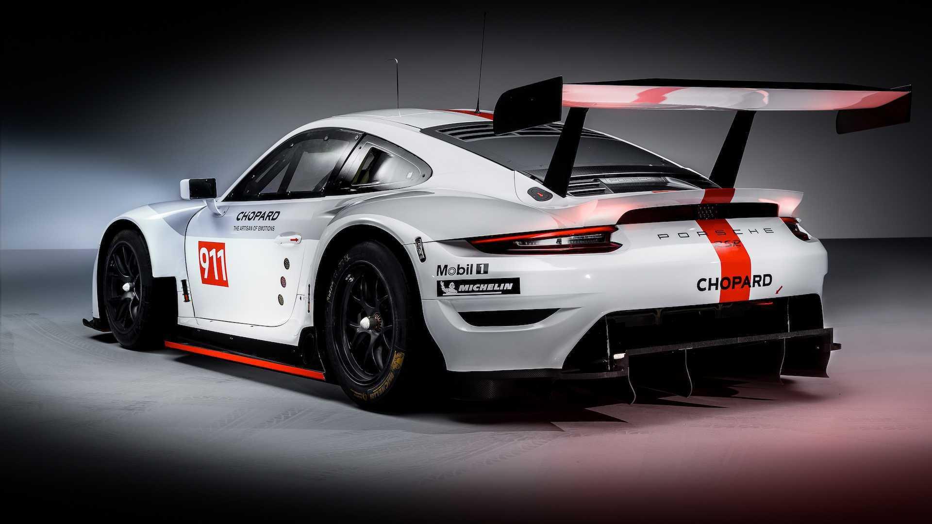 2019 Porsche 911 RSR for FIA WEC