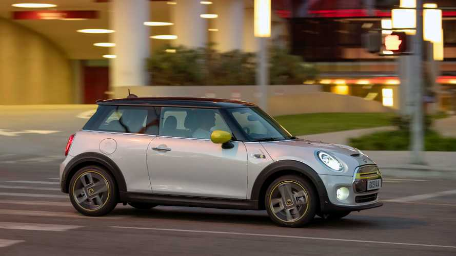Mini received more than 45,000 expressions of interest for Mini electric