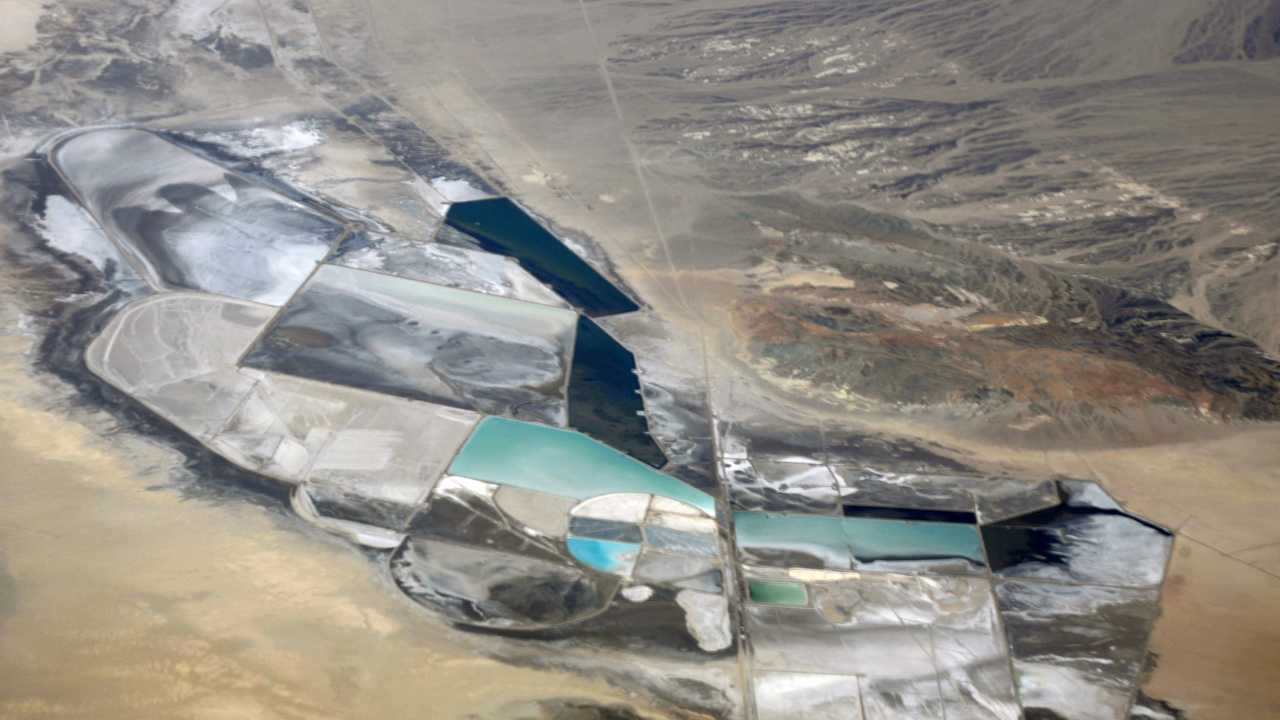 Lithium Mining Processes