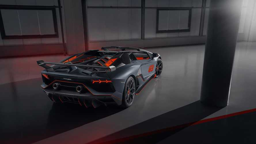 Lamborghini Aventador SVJ 63 Roadster And Huracan Evo GT Celebration