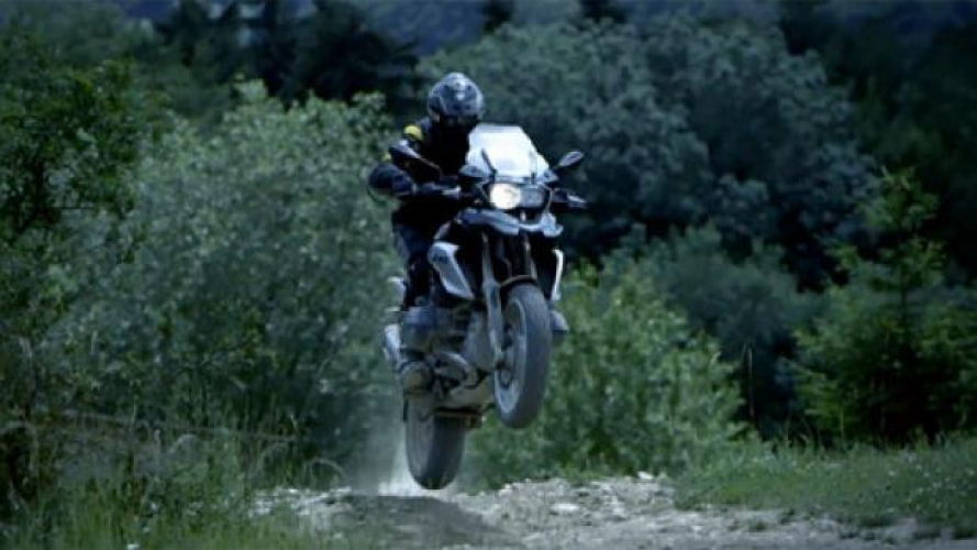 "BMW R 1200 GS 2013 ""The birth of an Icon"" - VIDEO 3/3"