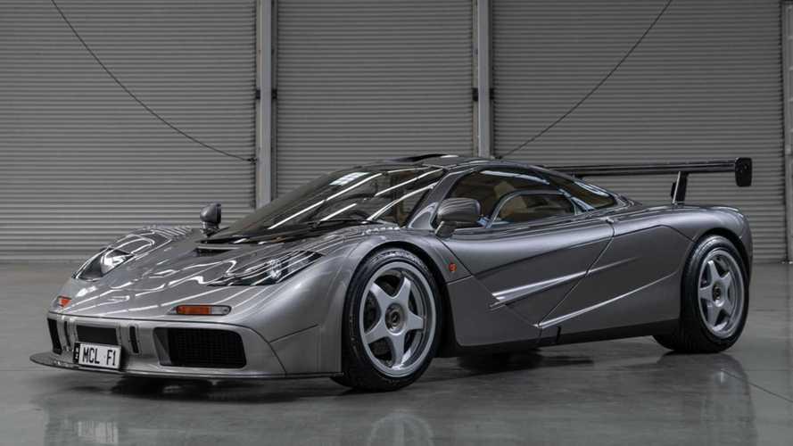 McLaren F1, quasi 20 milioni per una delle due LM