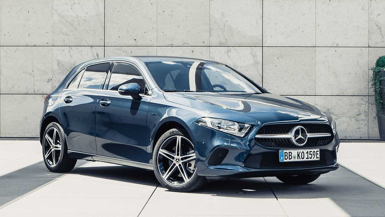 Mercedes-Benz Classe A 250e - 8