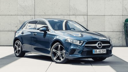 Mercedes A250e, B250e revealed with plug-in hybrid power