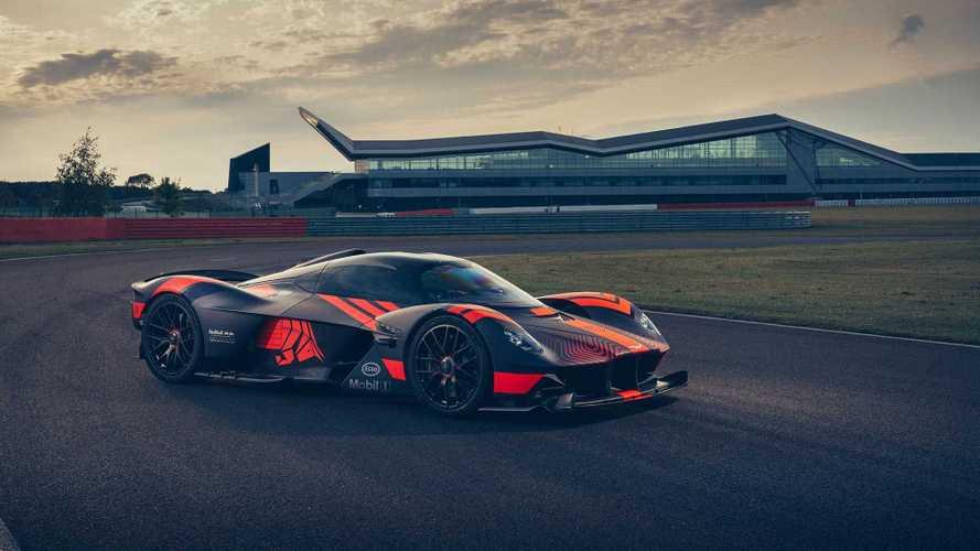 Hibrid rendszer nélkül indul a WEC-ben az Aston Martin Valkyrie