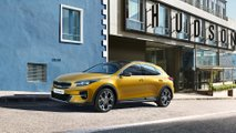 kia xceed crossover compact technologie
