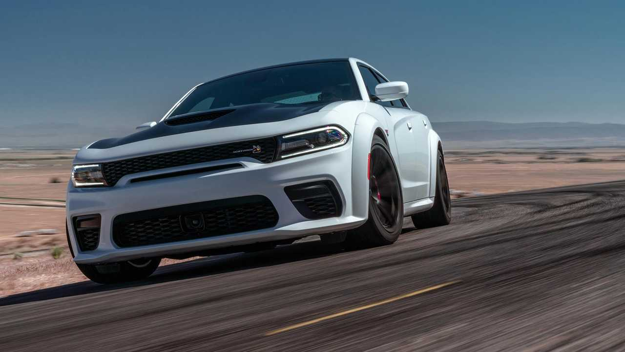 Dodge Charger Hellcat et Scat pack Widebody