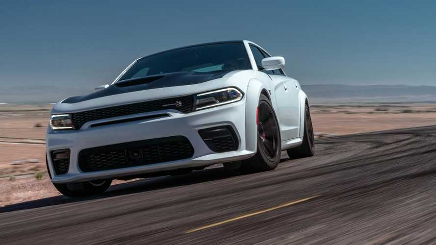 Dodge Charger SRT Hellcat Widebody 2020 y Dodge Charger Scat Pack Widebody 2020
