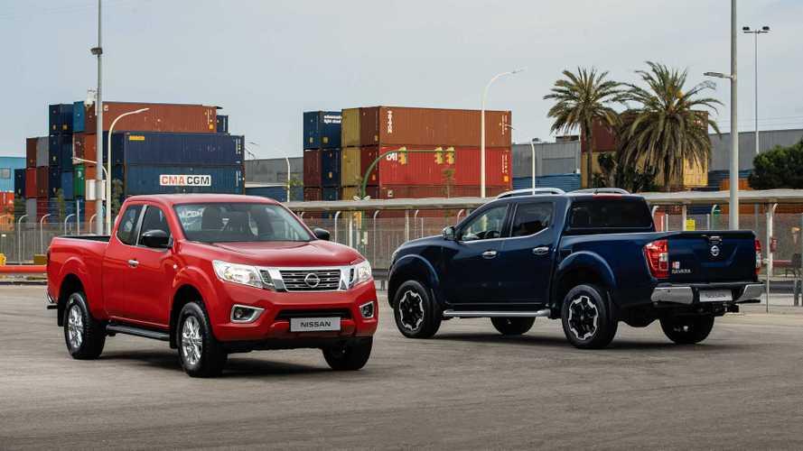 Nissan Frontier aposenta motor de turbo único na Europa