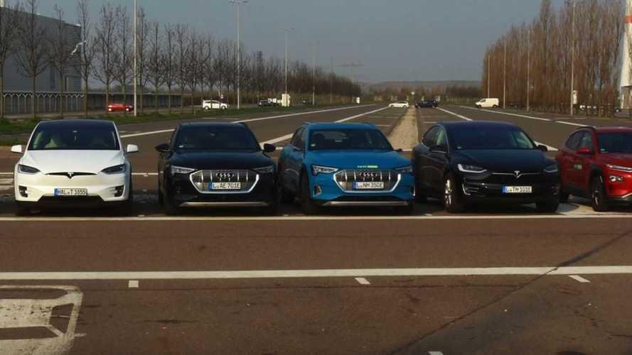 Quelle voiture électrique a la meilleure autonomie sur autoroute ?