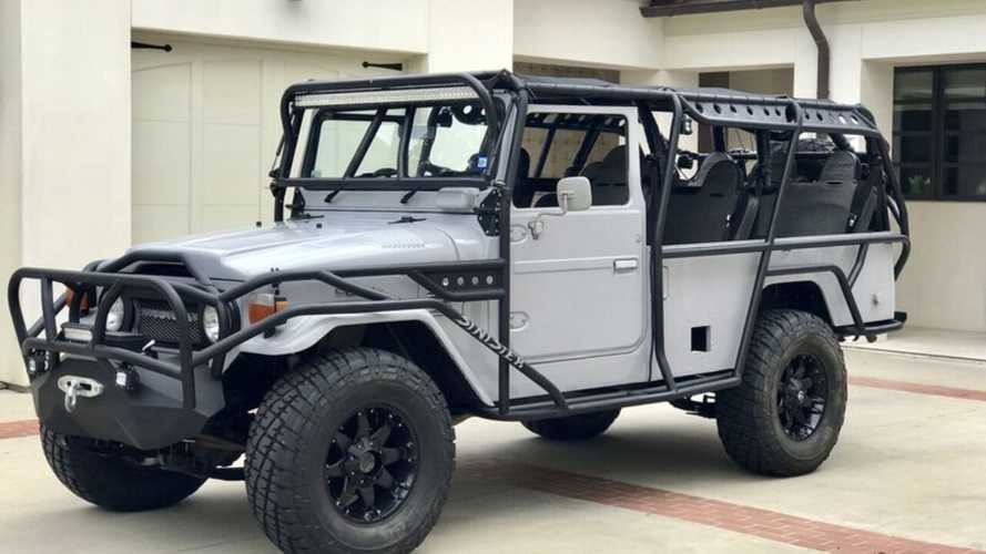CFS: 1977 Toyota FJ45 Troopy Custom