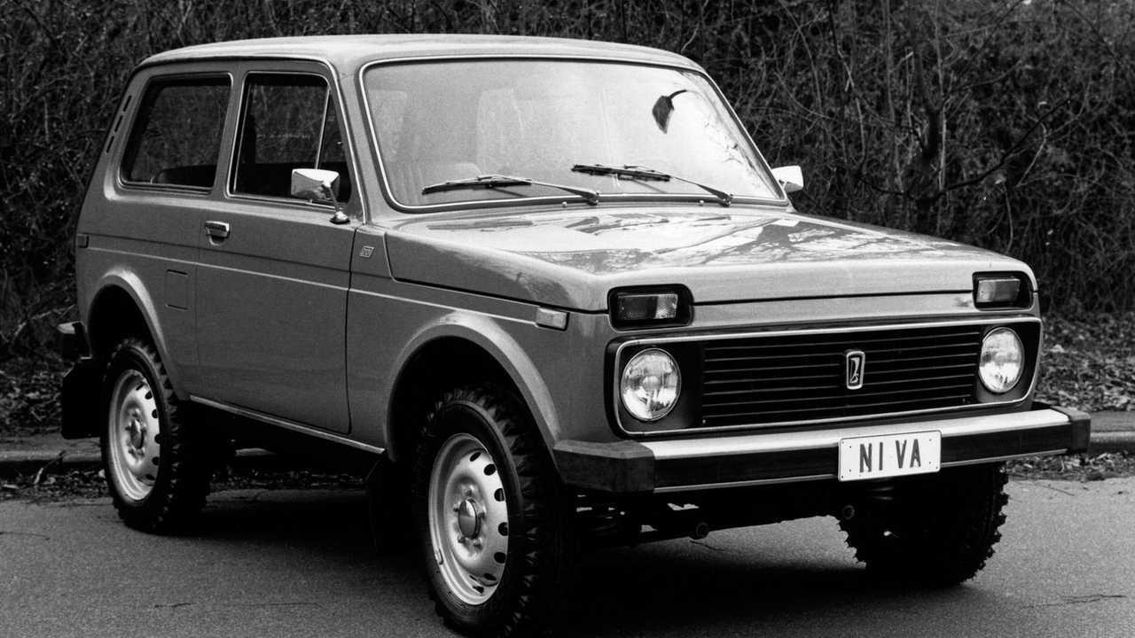 Lada 4x4 – 1977