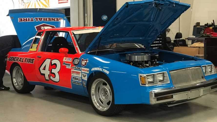 Check Out This Petty's Garage Built 1981 Buick Replica
