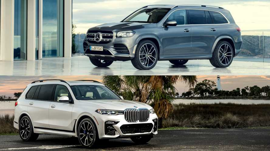 2020 Mercedes GLS vs BMW X7: How do they stack up?
