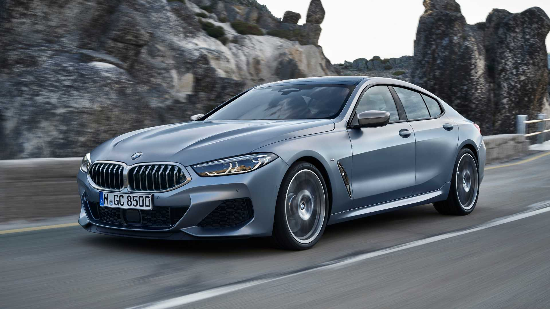 Bmw Gran Coupe 2020