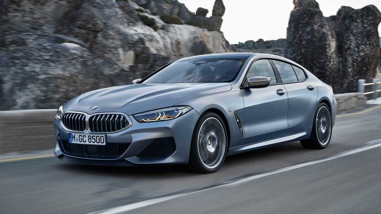 BMW 8 Series Gran Coupe (2020)
