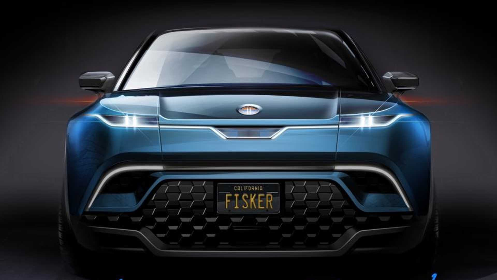 Fisker Drops New Teasers Of Its Electric Suv