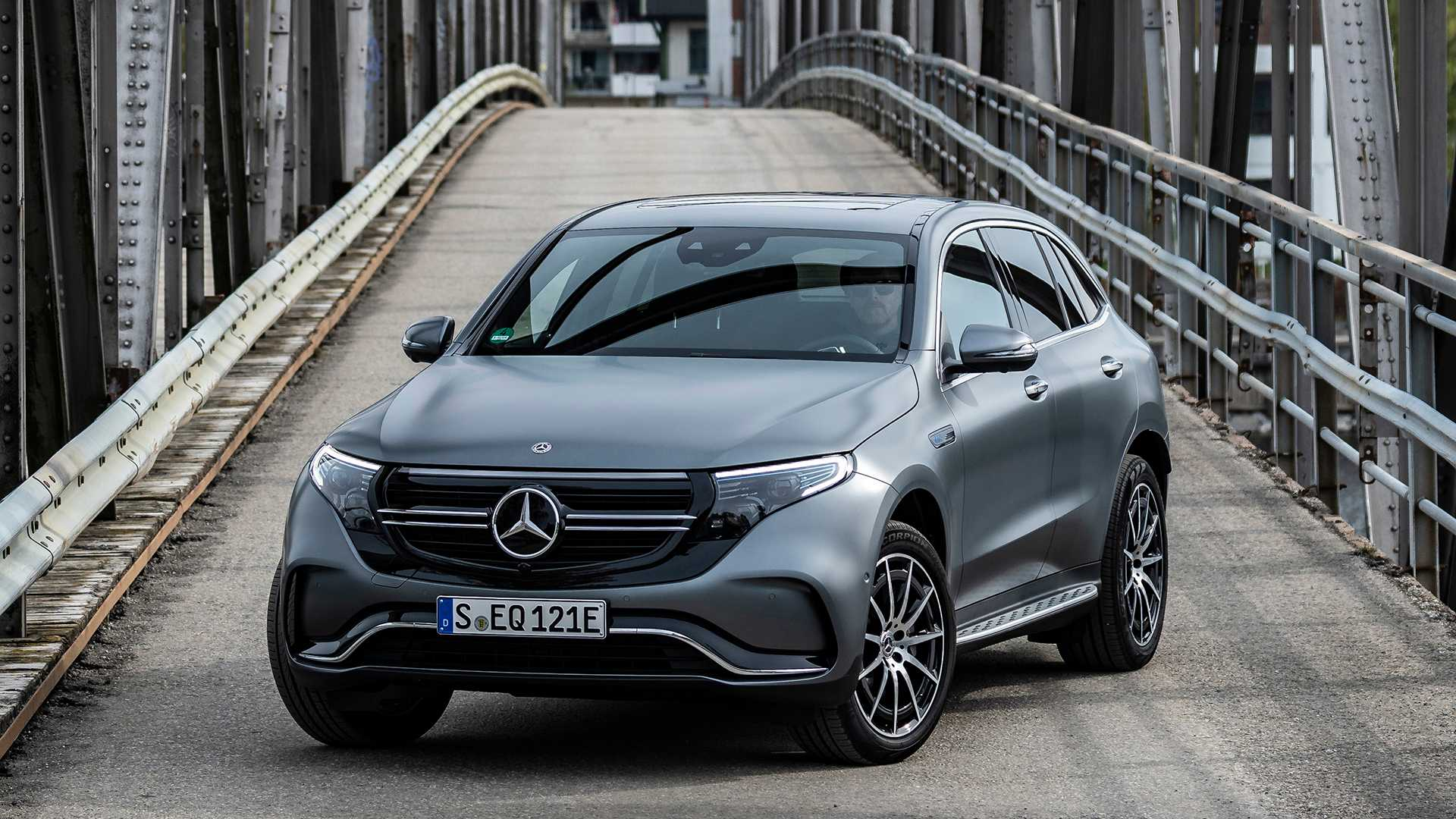 2020 Mercedes EQC Pricing Announced, Cheaper Than Audi E-Tron