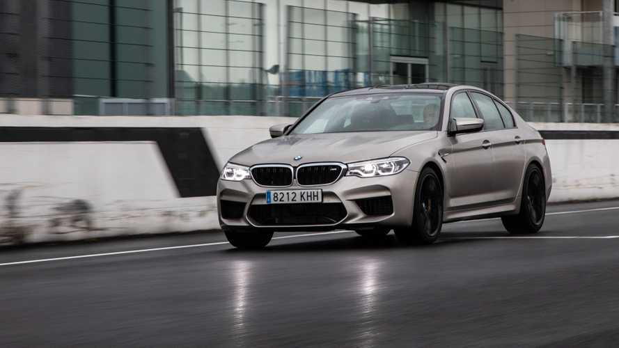 Prueba BMW M5 2019