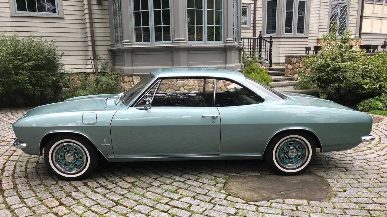 Cool At Any Speed: 1965 Chevrolet Corvair