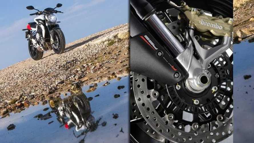 MV Agusta Brutale, F3 e Rivale2014: arriva l'ABS