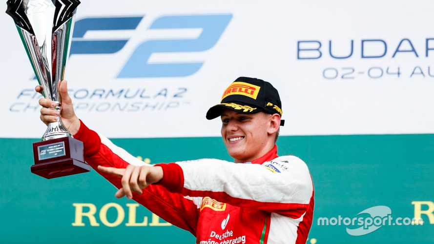 Schumacher: I must 'work on myself' to be ready for F1