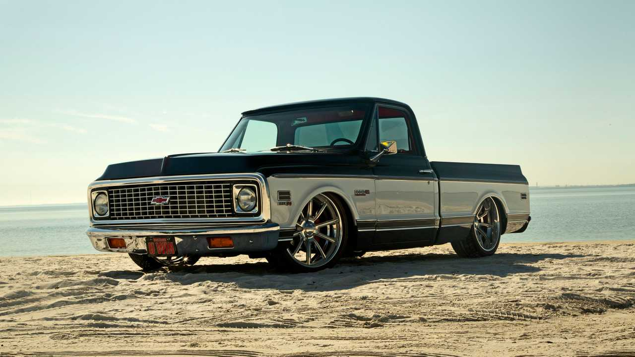 Dream Giveaway 1972 Chevy C-10 Show Truck