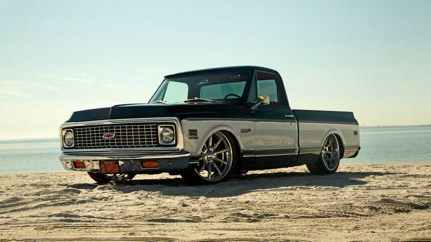 Last Chance For Double Bonus Entries To Win This Chevy C-10 Show Truck!