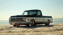 win custom chevy c10 truck