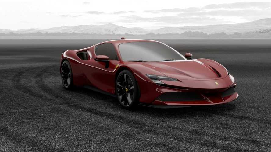 Ferrari n'est pas près de lancer une supercar 100 % électrique