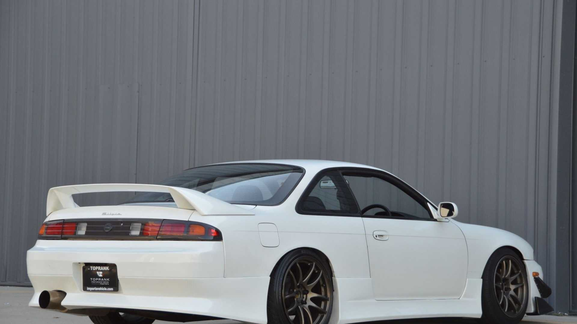 Enjoy Some Import Fun In A Modded 1994 Nissan Silvia S14 | Motorious