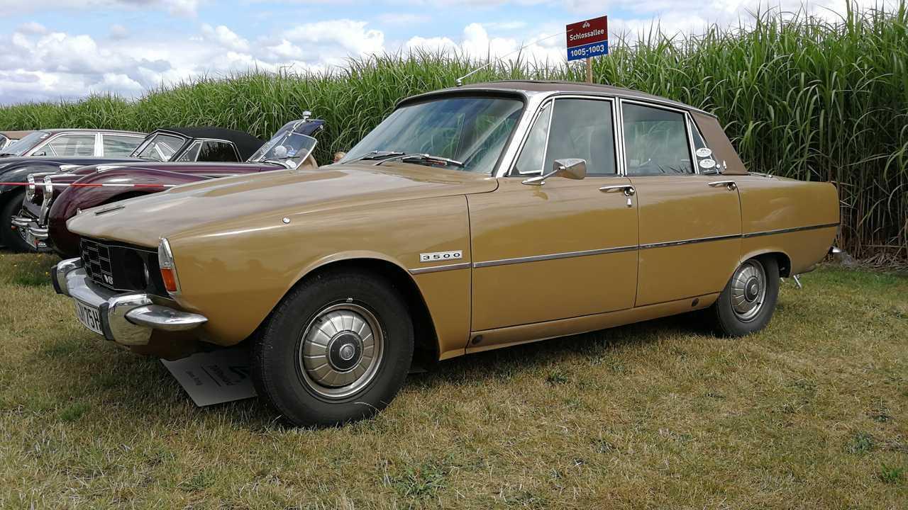 Rover 3500 (P6)