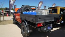 Chevy Colorado Bison ZR2 Tray Bed by AEV