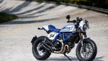 Le nuove Ducati Scrambler 2019: Full Throttle, Desert Sled e Cafe Racer