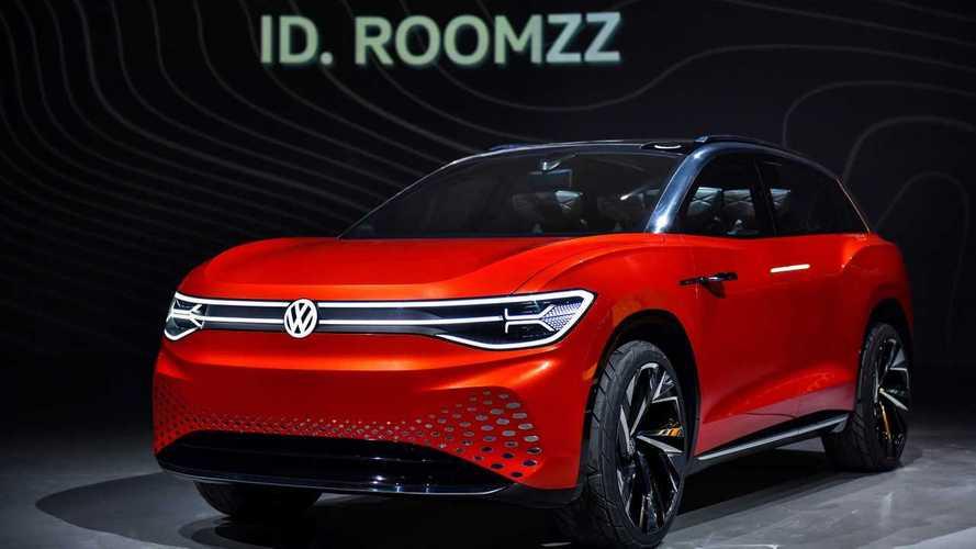 VW I.D. Roomzz (2021)