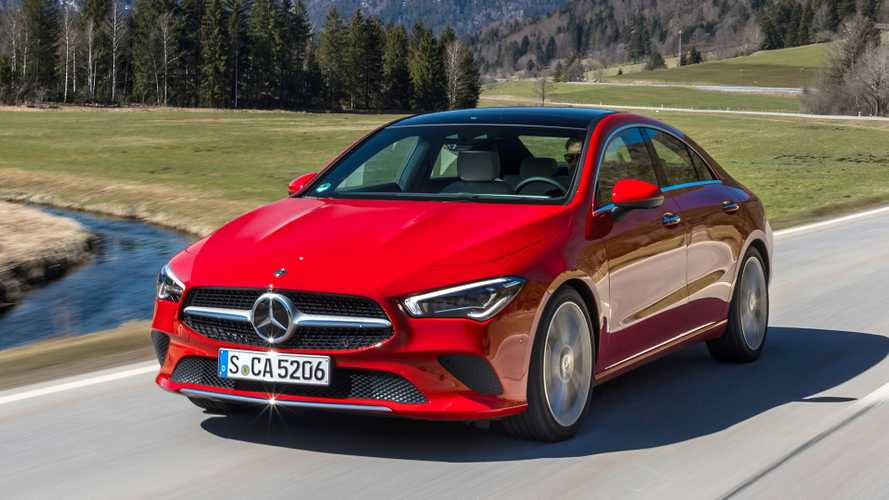 2019 Mercedes CLA Coupé im Test