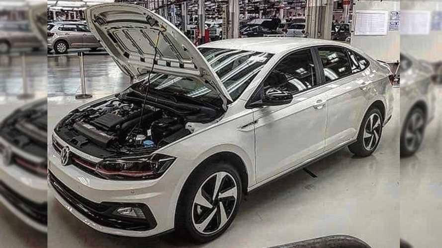 Volkswagen Virtus GTS aparece antes do lançamento