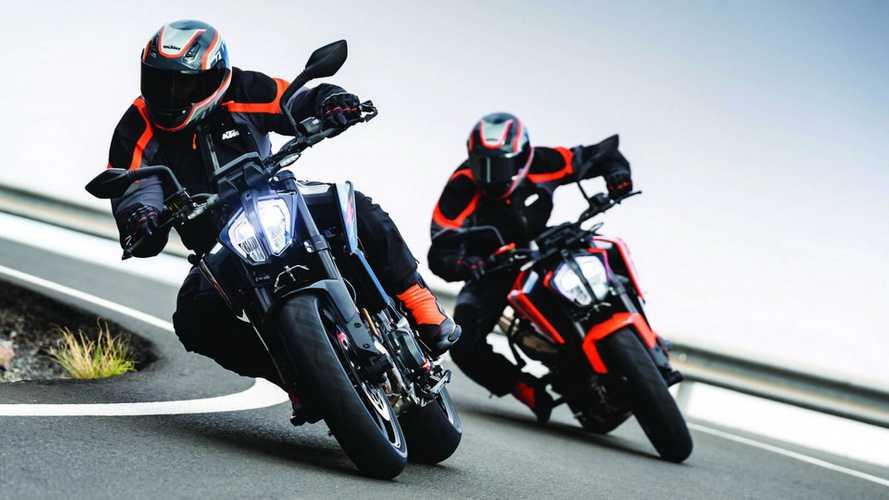 KTM lanza su gama de accesorios para la nueva KTM 790 Duke