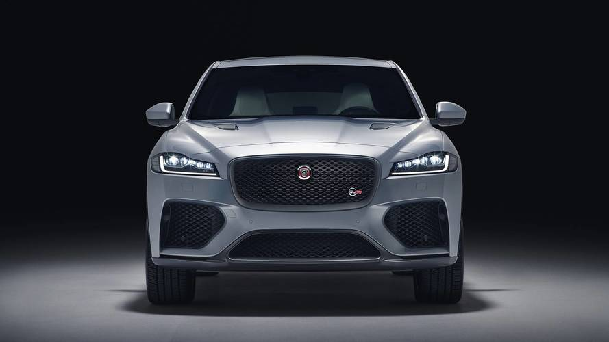 Jaguar J-Pace Coming In 2021 With Upgraded Range Rover Platform