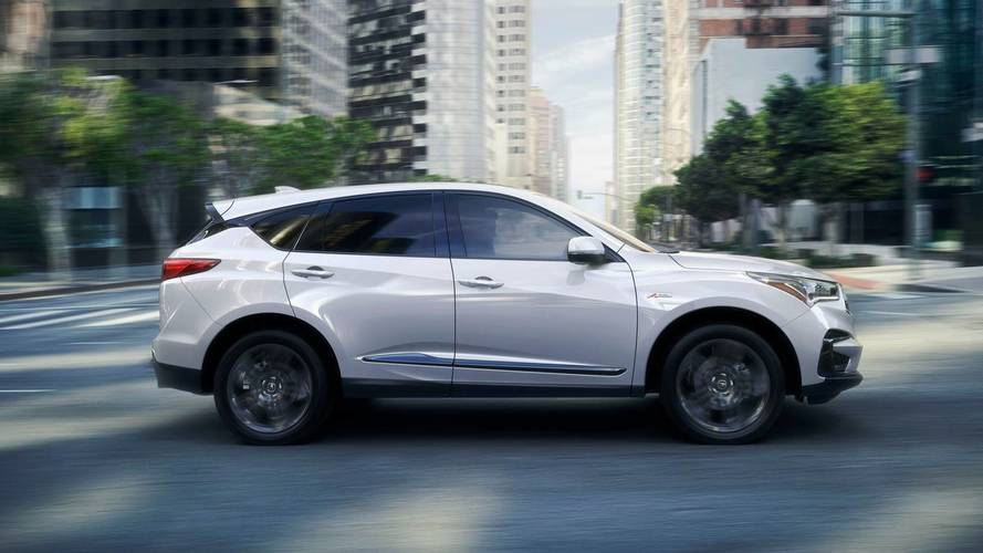 2019 Acura RDX Rides On New Platform; Not Related To Honda CR-V