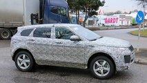 2019 Land Rover Range Rover Evoque spied
